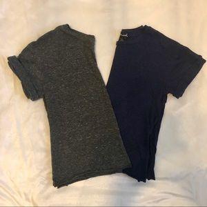 2 Cropped T-Shirts